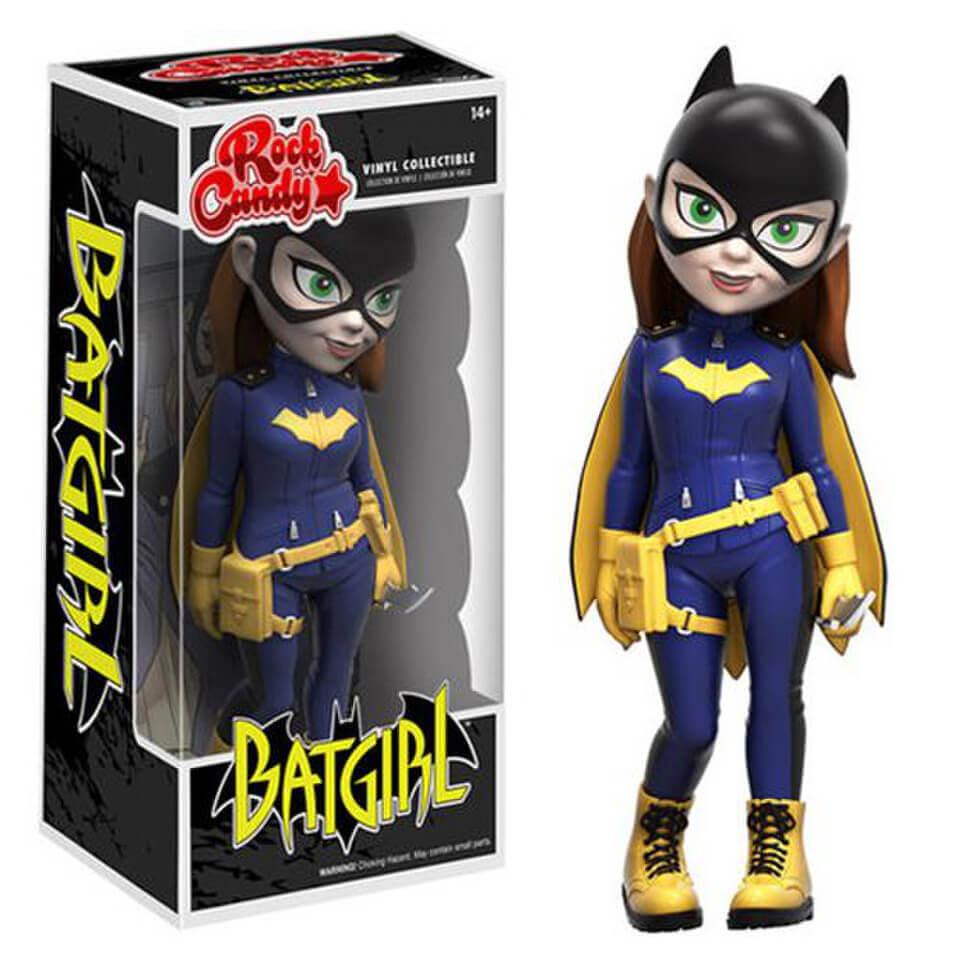 Figura Rock Candy DC de Batgirl