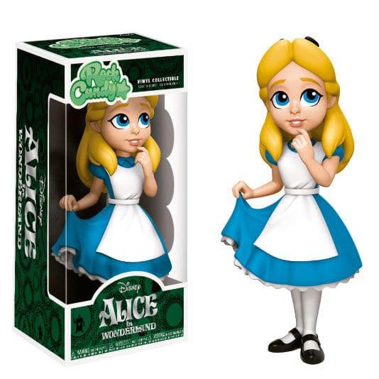 Figura Rock Candy de Alicia en el Pais de Las Maravillas
