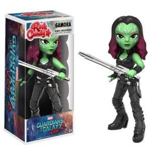 Figura Rock Candy Marvel de Gamora